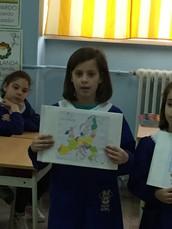 Ricerca delle nazioni da cui provengono i compagni: Romania, Polonia e Bulgaria.