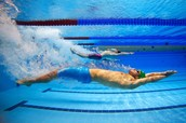 200 meter backstroke