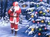 Kerstviering- Winterfeest