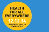 Achieve Univeral Health Coverage and  Access to Quality Healthcare Services