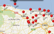 About Normandy War Cemeteries