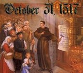 Luther vs The Catholic Church  IN 1483-1505