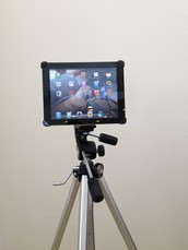 IPAD TRIPODS FOR VIDEO/PHOTOGRAPHY