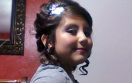 My adorable little sister Luz Arely Perez