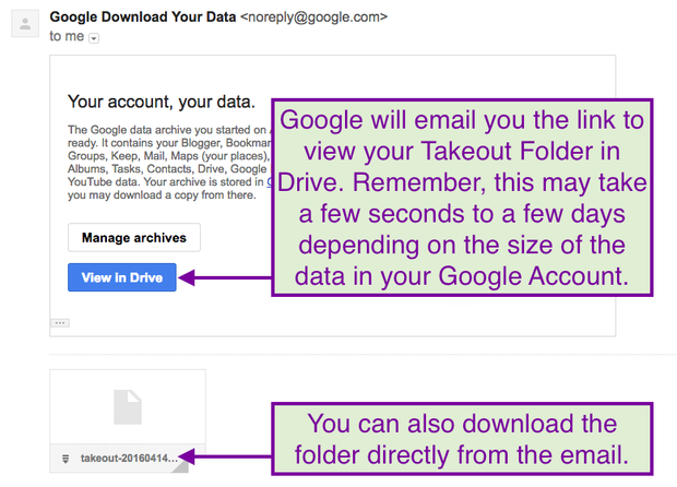 Google Takeout & Transfer   Smore Newsletters for Education