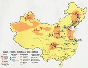 Natural Resource of China
