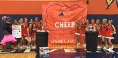 Wakeland High School Cheerleaders