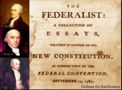 The reason to be a Federalist