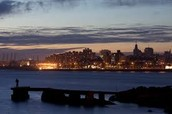Capital City Montevideo, Uruguay