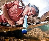 Un dispositivo por agua limpia