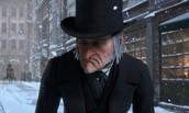 Ebenezer Schrooge