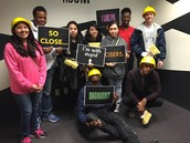 """Senior Mentors """"Escaping The Room,"""" or not."""