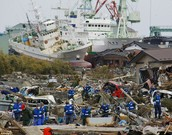 Japan 2011 After Tsunami