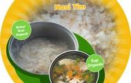 Bubur Bayi/Tim dan Sup Organik