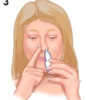 Influenza nasal spray vaccine