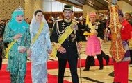Brunei's Sultan