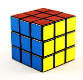 Square Side of a Rubiks Cube