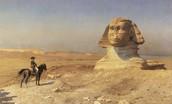 1798: Napoleon invades Egypts