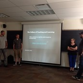 Presenting at OISE for PQP Part 1