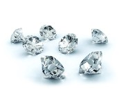 5. Where did they get there diamonds in the middle ages?