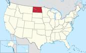 North Dakota in the USA