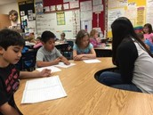 Ms. Carson's Writing Conference