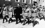 Mussolini had Allies