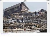 During Earthquake