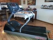 Star Trac commercial grade, Soft Trac 7600 - gym model treadmill