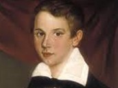 Andrew Jackson as a boy