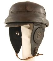 World War 1 pilot helmet
