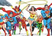 Whoa, what are you guys super heros??