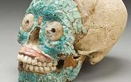 Mosaic Skull -- Mosaico del cráneo