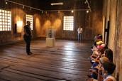 APRENDENDO NO MUSEU DOS BANDEIRANTES