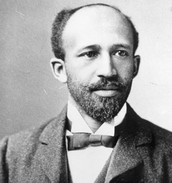 Who was W.E.B. Du Bois?