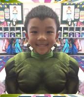 Symmetrical Face!