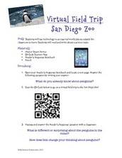 Take a Virtual Field Trip....For FREE!