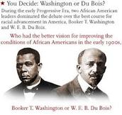 Booker T. Washington, A Progressive Man