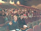 Senior Meeting 9/12/14