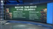 American public schools should have year round schooling in alternative to a 10-month schedule.