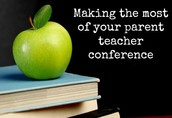 Suggestions for Parent-Teacher Conferences (Marshall Memo)