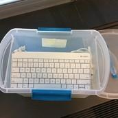 Missing Keyboards