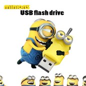 Minion USB-stick