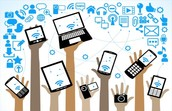 Digital citizenship is the norms of appropriate, responsible technology