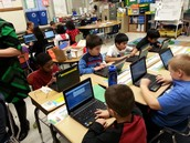 Slackwood Students Can Code