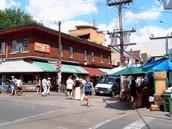 Kensigton Market