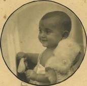 Baby Margot Betti