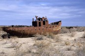 Aral Sea - Current