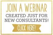 New Consultant Webinars