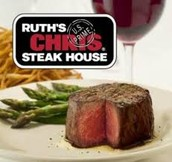 Join Us for Dinner at Ruth's Chris Steakhouse